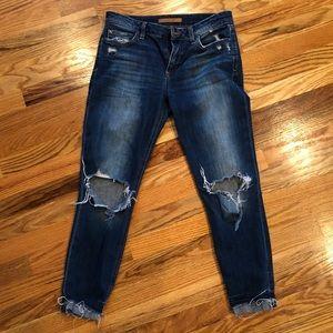 Joe's Crop Jeans